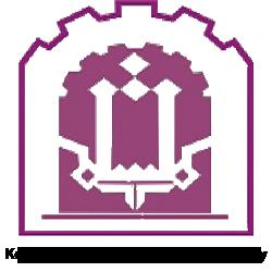 لوگو دانشگاه صنعتی کرمانشاه یکی از کاربران ARA AFM